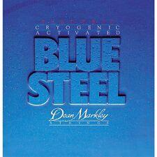 Dean Markley 2556 Blue Steel Gauge Cryogenic Electric Guitar Strings 10-46