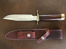 RANDALL made model #1 fighter bowie knife w/ mexican desert ironwood handle