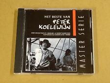 CD / HET BESTE VAN PETER KOELEWIJN