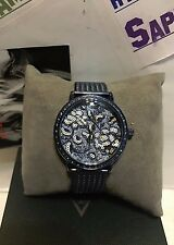 Guess Willow Sky Blue Stainless Steel Bracelet Ladies Watch 35mm U0822L3 NEW!