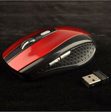 2.4GHz PC Computer Wireless USB Receiver for Laptop Optical Mouse Cordless Mice