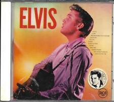 "CD 12 TITRES ELVIS PRESLEY ""ELVIS"" 1993  RCA – ND 81382 EUROPE NEUF SCELLE"