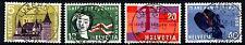 SWITZERLAND - SVIZZERA - 1958 - Serie di propaganda.