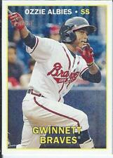 Ozzie Albies Albies 2016 Topps Heritage Minors