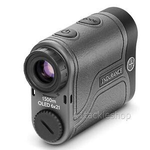 Hawke Optics Endurance LRF 1500m Shooting Golf Laser Range Finder 41212