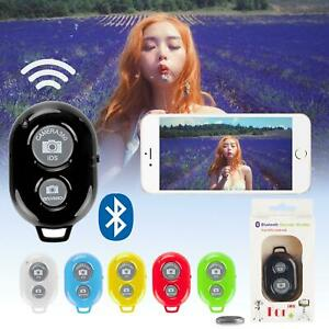 Bluetooth Remote Control Camera Selfie Shutter Stick Button for iphone, Android