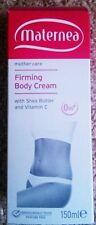 Maternea Breast Firming Body cream with Shea butter vitamin C hydrates the skin