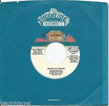 RINGO STARR 45 * Wrack My Brain * 1981 Blue Slev ORIG Boardwalk Sleeve * Beatles