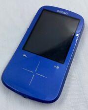 SanDisk Sansa Fuze+ 8GB Portable MP3 Player FM Radio Blue