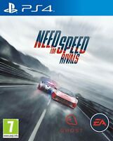 Need For Speed Rival  PS4 MINT  superb condition quick dispatch
