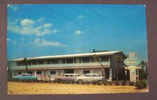 Surfwood Motel, Myrtle Beach, S.C. - Chrome Postcard