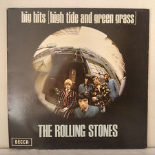 The Rolling Stones ‎– Big Hits (High Tide And Green Grass) -  Vinyl, LP, Stereo