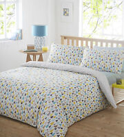 Rain Drops Duvet Bedding Quilt Cover Pillowcase Bed Set Single Double King New