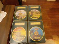 Walt Disney's True Life Adventure 8 DVD's Legacy Collection Vol. 1- 4 Complete
