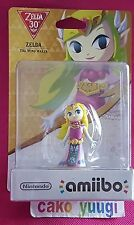 FIGURINE AMIIBO ZELDA THE WIND WAKER 30TH Wii U NEUVE NEW NINTENDO