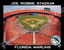 Florida Marlins - Joe Robbie Stadium - Flexible Fridge MAGNET