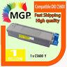 1x Yellow Compatible Toner cartridge for OKI C5600 C5700 5600 5700 43381909