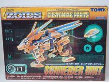 Liger Zero Schneider Unit Cp-17 Zoids 2001 Tomy Action Figure
