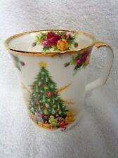 Royal Albert  Old Country Roses Christmas Magic Mug