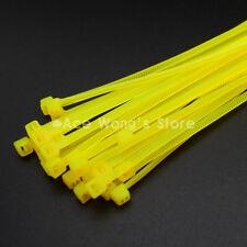 100Pcs/pack 4*200mm Standard Self-locking Plastic Nylon Cable Ties,Wire Zip Tie