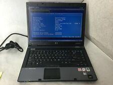 "HP Compaq 8510w Intel Core 2 Duo 2.4GHz 2gb RAM 15.4"" Laptop -CZ"