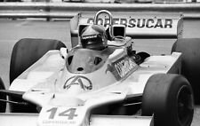 EMERSON FITTIPALDI F5A COLLECTION MONACO GP F1 6 DETAIL PHOTOGRAPHS COPERSUCAR