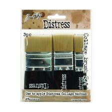 Ranger Distress Collage Brush Pack Of 3