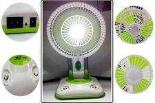 RECHARGEABLE CHARGING FAN LIGHT WITH USB PORT