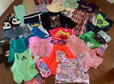 Girls Clothing Lot 40 Size 6/6X Gymboree, Cat & Jack, TCP, Disney, Justice NEW