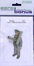 Aerobonus 480209 1/48 Resin USAF WWII Aircraft Mechanic