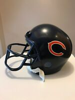 Franklin Chicago Bears Plastic Kids Youth Football Helmet Replica NFL Play