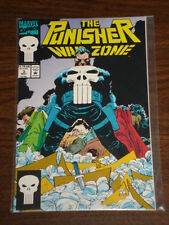 PUNISHER WAR ZONE #3 VOL1 MARVEL COMICS MAY 1992