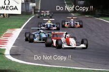 Martin López McLaren MP4/9 Italiana Grand Prix 1994 fotografía