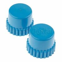 1pc Blue Bump Knob Trimmer Head Replacement Parts for Husqvarna T25 537338701