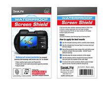 "Sealife Camera Waterproof Screen Shield for Go Pro, MIcro HD/HD+ or 2.4"" Screens"