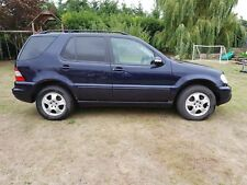 mercedes benz ml320 2002 7-seater