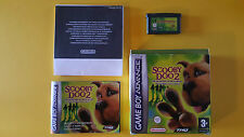 SCOOBY DOO 2 / jeu complet Game Boy Advance NINTENDO GBA / FAH EUR