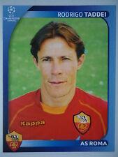 Panini 463 Rodrigo Taddei AS Roma UEFA CL 2008/09
