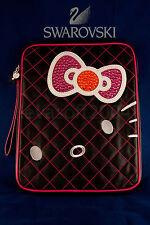 Authentic Original Swarovski 1185562 Tablet iPad Case Sleeve Hello Kitty Pink