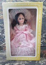 EFFANBEE Miss Cassandra Collection Doll DM