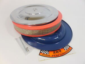 1965-1973 HIPO Air Cleaner Shelby Mustang Fairlane Falcon 289