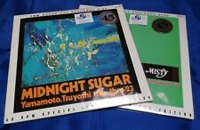 TBM Yamamoto Trio Misty + Midnight Sugar #30 45rpm Three Blind Mice sealed LP
