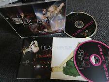 Hilary Duff / the girl can rock /Japan Ltd Cd&Dvd