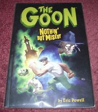 The Goon Nothin' but Misery TPB Eric Powell Dark Horse