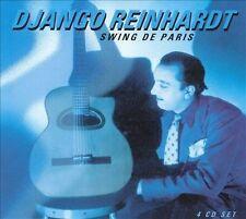 Swing De Paris, Django Reinhardt, 0805520020534 * NEW *