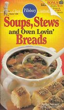 SOUPS, STEWS AND OVEN LOVIN' BREADS PILLSBURY COOKBOOK 1990 #109 RED PEPPER SOUP