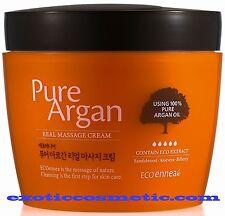 Pure Argan Oil Natural Facial Moisturizing Real Massage Cream
