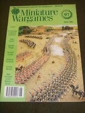 MINIATURE WARGAMES - GUERILLA WARFARE - JUNE 1991 # 97