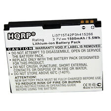 HQRP Battery for ZTE Aglaia, Blade Plus, Merit Straight Talk, Vip Droid 2 II