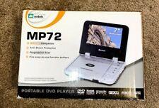 NEW! Mustek MP72 Portable DVD Player (7